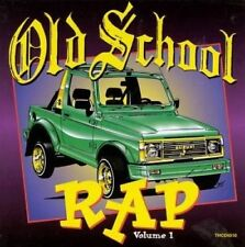 Old School Rap, Vol. 1 [Thump] by Various Artists (C...