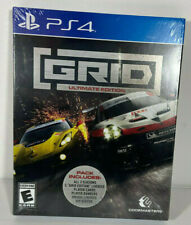 Grid Ultimate Edition - PS4 Playstation 4 - Brand New & Sealed