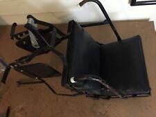 "Vintage 50s Schwinn rear child seat for 26"" cruiser bike Hollywood Starlet"