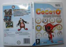 COCOTO MAGIC CIRCUS NINTENDO WII EDIZIONE ITA PAL