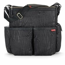 Skip Hop Duo Deluxe Diaper Bag Limited Edition, Edgewood