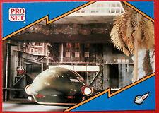 Thunderbirds PRO SET - Card #022, Thunderbird 2 Hangar - Pro Set
