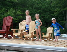 Adirondack Chair Plans Ebay