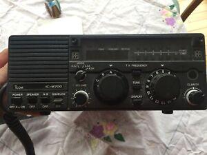 ICOM IC-M700 MF HF SSB Marine Radio