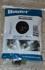 Hunter MP Rotator Nozzle MP1000 360 Rotor Nozzle NIB New Unopened Bag of 10