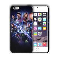 Avengers Endgame Iphone 4s 5 SE 6 6s 7 8 X XS Max XR 11 Pro Plus Case 5
