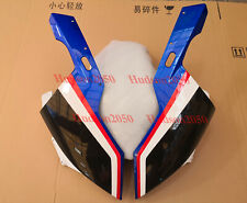 Front nose Upper Cowl Fairing For BMW S1000RR 2009-2014 S 1000RR Race type