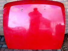 CRX Vti Esi SiR VXi  TT Boot Lid in Milano Red