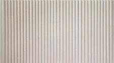 Wills SSMP225 Box Profile Corrugated Steel - 4 x 130 x 75 x 2mm 00 Gauge Plastic