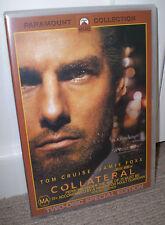 Collateral (DVD, 2005, 2-Disc Set) [Tom Cruise, Jamie Foxx, Mark Ruffalo] R4
