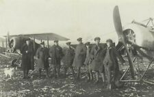 WWI Ace Jasta KeK Fokker Eindecker EIII & DII Photo Oberursel Richthofen Sanke