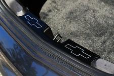 2010-2014 Chevrolet Camaro Billet Trunk Latch Trim Bowtie Logo Black
