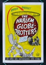 HARLEM GLOBETROTTERS * CineMasterpieces BASKETBALL ORIGINAL MOVIE POSTER 1951