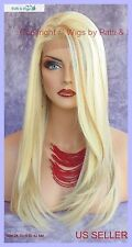 LONG STRAIGHT LACE FRONT WIG CLR FS613.27 STUNNING HOT LONG STYLE USA SELLER 139