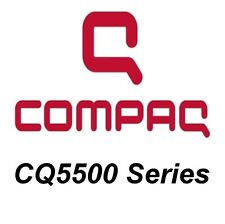 Compaq CQ5500 series- system repair (Factory Recovery)