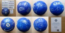 More details for 2018-19 chelsea europa league winners squad signed football official coa (21281)