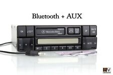 Mercedes-Benz classic Bluetooth AUX / MP3 Becker BE2010 Radio C-Klasse W124 W202