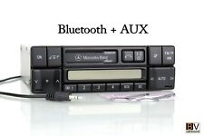 Mercedes-Benz classic BT Bluetooth AUX MP3 SL R129 R170 SLK W202 Becker BE2010