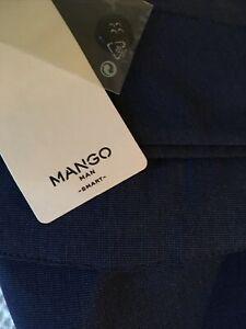 Las Mejores Ofertas En Mango Pantalones Para Hombres Ebay