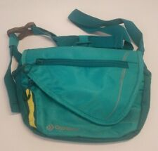 Outdoor Products Waist Pack Teal Green Fanny Bag Hking Baking Festivals