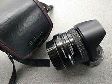 Sony A-Mount fit Sigma 24mm f2.8 PLEASE READ FULLY!!