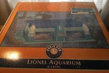 Lionel 6-14105 Operating Illuminated City Aquarium Building w/Swimming Fish MIB*