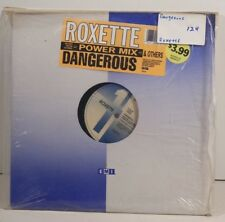 Roxette Power Mix Dangerous Vinyl Record