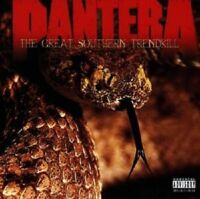 "PANTERA ""THE GREAT SOUTHERN.."" CD NEUWARE--"