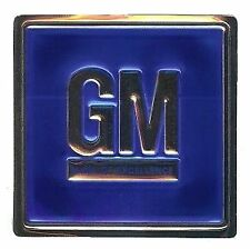 GM Car & Truck Decals, Badges & Detailing