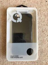 XQISIT Black Iphone 6/6s Flex Case