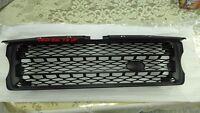 MIT MATT BLACK FRONT GRILLE FOR RANGE ROVER L320 SPORT MODEL 2006-2009