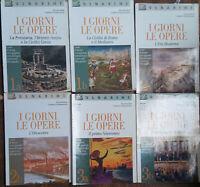 I Giorni Le Opere 6 volumi - Elio Bonifazi, Umberto Dallamonica - Bulgarini - R