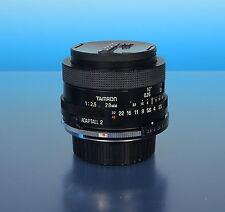 Tamron 28mm/2.5 Adaptall 2 System Objektiv lens für Minolta MC - (92146)