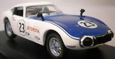 Carroll shelby-toyota 2000GT 2000 GT23 SCCA Racer Dave jordan 1968 métalliques 1/43