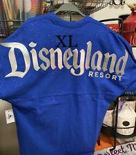 Disneyland Resort Disneyland Wishes Come True Spirit Jersey. Size XL