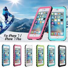 Funda De Teléfono Impermeable Submarina a prueba de impactos Cubierta para iPhone 11 Pro Max XS X 7 8