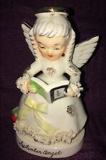 Vintage Napco September Birthday Girl Angel Figurine A1369