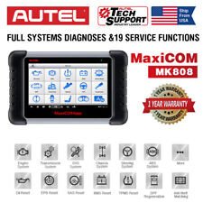 Autel MK808 OBD2 Automotive Tool Diagnostic Scanner Full-System Scan IMMO TPMS