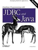 Database Programming with JDBC & Java: Developing