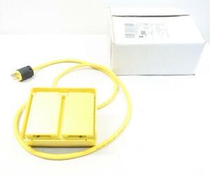 Pass Seymour PS150-S Portable Gfci 4-straight Blade Nema 5-15p 15a Amp 125v-ac