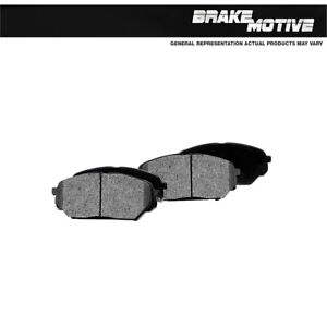 Front Premium Metallic Brake Pads Pair For Roadmaster Caprice Impala