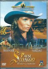 Paese selvaggio (1981) DVD NUOVO SIGILLATO Kim Basinger Daryl Hannah J.M.Vincent