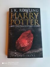 Harry Potter And The Philosopher's Stone Adult, Hardback