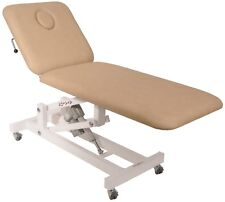 Avalon Economy 2 Part Electric Treatment Table (Oatmeal)