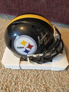 Najee Harris Signed Pittsburgh Steelers Speed Mini Helmet Fanatics