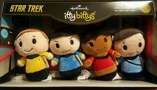 Hallmark itty bittys Star Trek Collector Set: Kirk, Spock, Uhura & McCoy