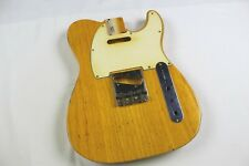 MJT Official Custom Vintage Age Nitro Guitar Body By Mark Jenny VTT Natural