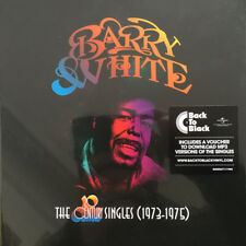 "WHITE BARRY - The 20th Century Records 7"" Singles (1973-1975) - 7*7"" Vinyl BOX"