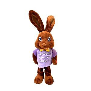 Chantilly Lane Easter Bunny Rabbit Plush Toy Dance Sing I Feel Good James Brown