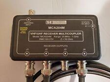 New listing Stridsberg Engineering Vhf/Uhf Reciver Multicoupler Please Read Description